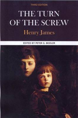 The Turn of the Screw US edition - Case Studies in Contemporary Criticism (Paperback)