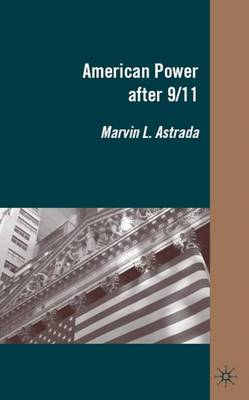 American Power after 9/11 (Hardback)