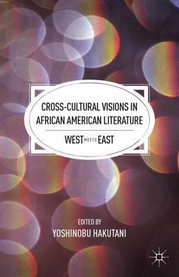 Cross-Cultural Visions in African American Literature: West Meets East (Hardback)