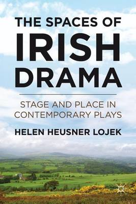 The Spaces of Irish Drama: Stage and Place in Contemporary Plays (Hardback)