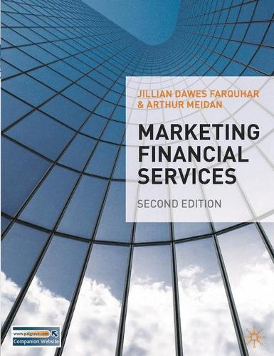 Marketing Financial Services (Paperback)