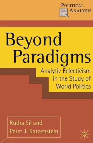 Beyond Paradigms: Analytic Eclecticism in the Study of World Politics - Political Analysis (Hardback)