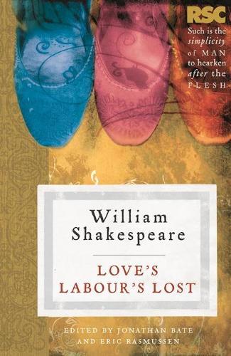 Love's Labour's Lost - The RSC Shakespeare (Hardback)