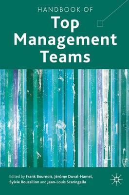 Handbook of Top Management Teams (Hardback)