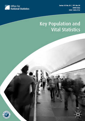 Key Population and Vital Statistics 2007: Local and Health Authority Areas (Paperback)