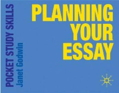 Planning Your Essay - Pocket Study Skills (Paperback)