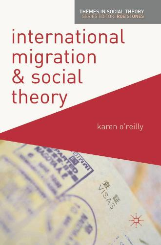 International Migration and Social Theory - Themes in Social Theory (Paperback)