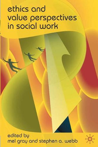 Ethics and Value Perspectives in Social Work (Paperback)