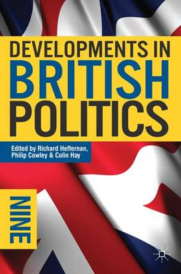 Developments in British Politics 9 (Paperback)