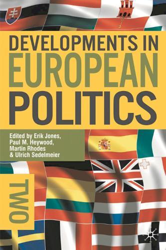 Developments in European Politics 2 (Hardback)