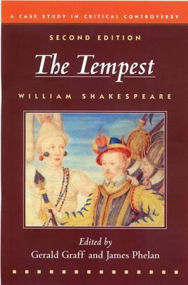 The Tempest - Case Studies in Contemporary Criticism (Paperback)