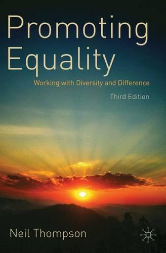 Promoting Equality: Working with Diversity and Difference (Paperback)