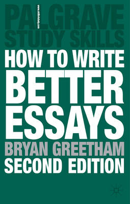 how to write a better essays