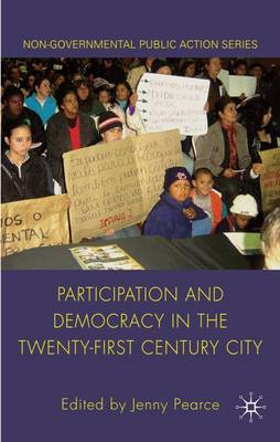 Participation and Democracy in the Twenty-First Century City - Non-Governmental Public Action (Hardback)