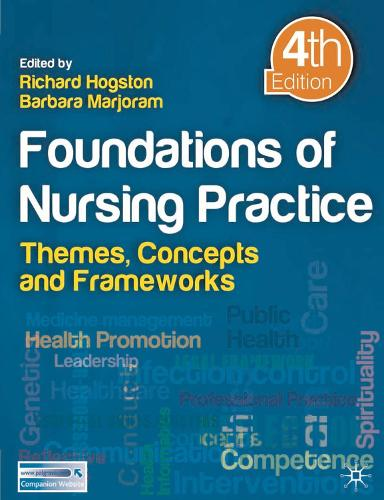 Foundations of Nursing Practice: Themes, Concepts and Frameworks (Paperback)