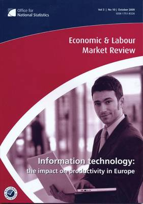 Economic and Labour Market Review: v. 3, No. 10 (Paperback)