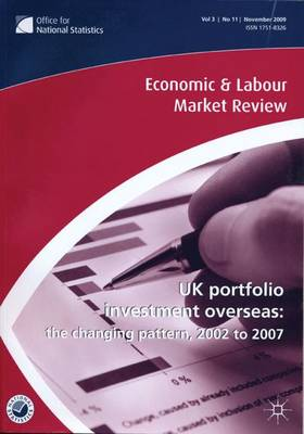 Economic and Labour Market Review: v. 3, No. 11 (Paperback)