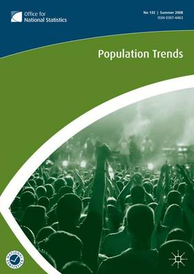 Population Trends: Winter 2009 No. 138 (Paperback)