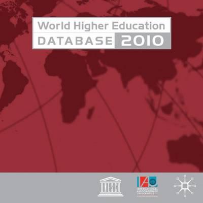 World Higher Education Database 2010 (CD-ROM)