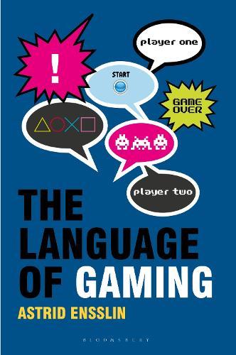 The Language of Gaming (Hardback)