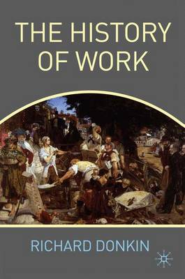 The History of Work (Paperback)
