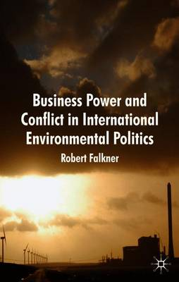 Business Power and Conflict in International Environmental Politics (Paperback)