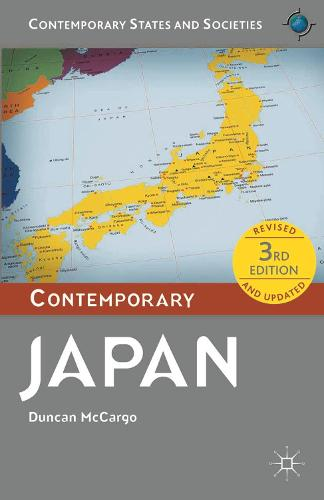 Contemporary Japan - Contemporary States and Societies (Paperback)