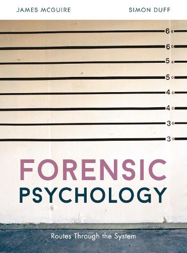 Forensic Psychology: Routes through the system (Paperback)