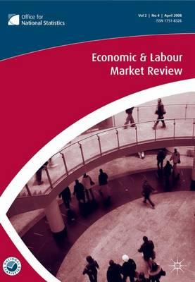 Economic and Labour Market Review: v. 4, No. 8 (Paperback)