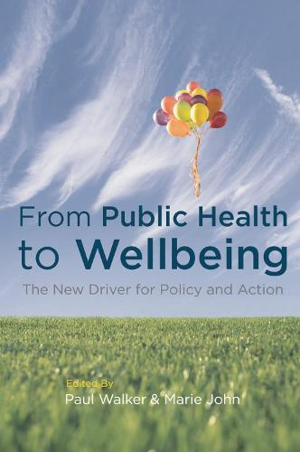 From Public Health to Wellbeing: The New Driver for Policy and Action (Paperback)