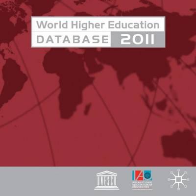 World Higher Education Database Network 2011 (CD-ROM)
