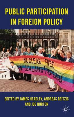 Public Participation in Foreign Policy (Hardback)