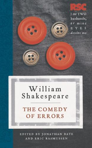 The Comedy of Errors - The RSC Shakespeare (Paperback)