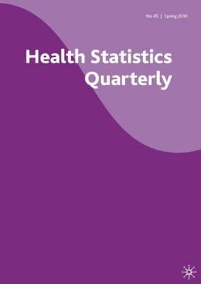 Health Statistics Quarterly: Spring 2011 No. 49 (Paperback)