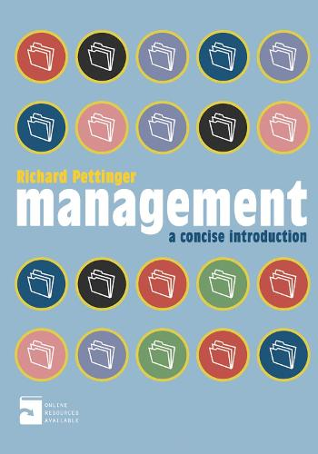 Management: A Concise Introduction (Paperback)