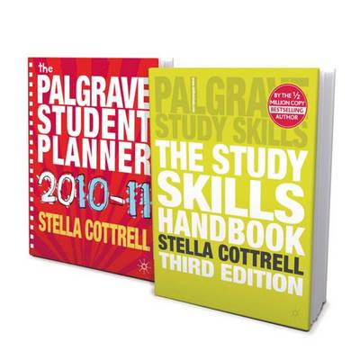 The Study Skills Handbook and Planner for Waterstones