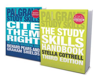 The Study Skills Handbook and Cite Them Right Pack