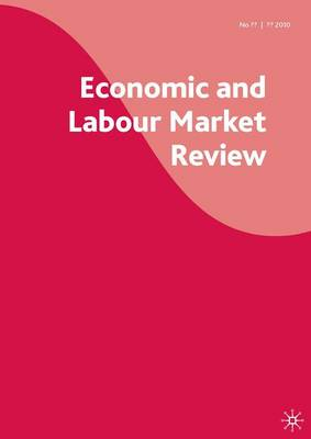 Economic and Labour Market Review: v. 5, No. 1 (Paperback)