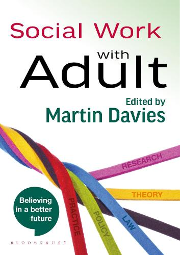 Social Work with Adults (Paperback)