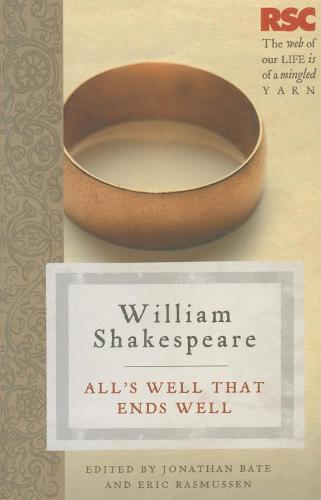 All's Well that Ends Well - The RSC Shakespeare (Paperback)