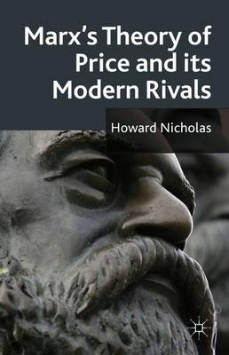 Marx's Theory of Price and its Modern Rivals (Hardback)