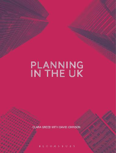 Planning in the UK: An Introduction (Hardback)