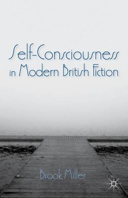 Self-Consciousness in Modern British Fiction (Hardback)