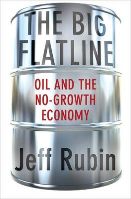 The Big Flatline: Oil and the No-Growth Economy (Hardback)