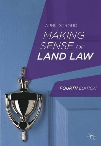 Making Sense of Land Law (Paperback)