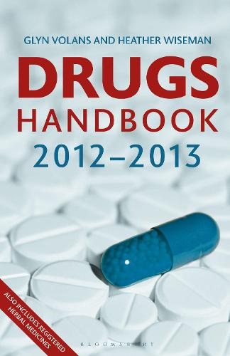 Drugs Handbook 2012-2013 (Paperback)