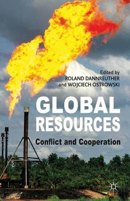 Global Resources: Conflict and Cooperation (Hardback)