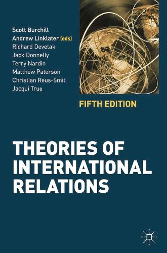 Theories of International Relations (Hardback)