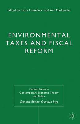 Environmental Taxes and Fiscal Reform - Central Issues in Contemporary Economic Theory and Policy (Hardback)