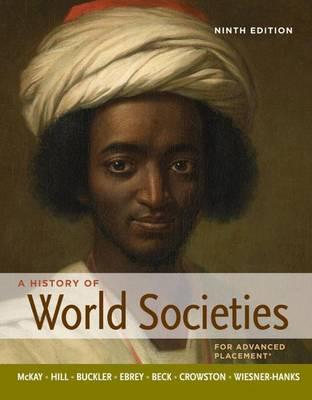 A History of World Societies (Hardback)